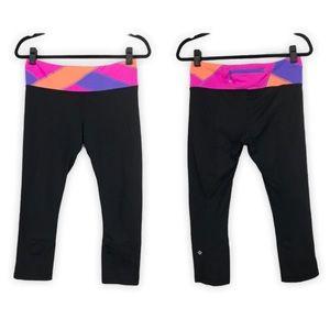 lululemon athletica Run Inspire Capri Leggings